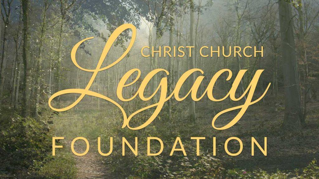 Legacy Foundation Slide